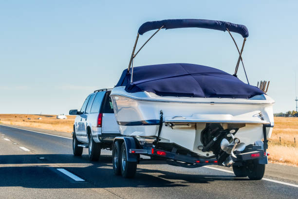 Towing a Boat – What to Watch Out For