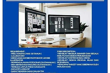 Lowongan Kerja Bandung Graphic Design TMP