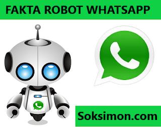 Fakta-fakta Bisnis Robot WhatsApp APK