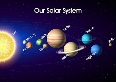 Mama Love Print Printable - 太陽系銀河星球海報和字卡  Solar System Posters and Flashcards Free Download Freebies Printable