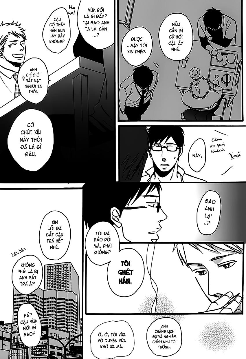 Trang 17 - Dù Thế Nào Em Vẫn Yêu Anh--EXTRA 2--[ShuShi Group] (- Yoneda Kou) - Truyện tranh Gay - Server HostedOnGoogleServerStaging