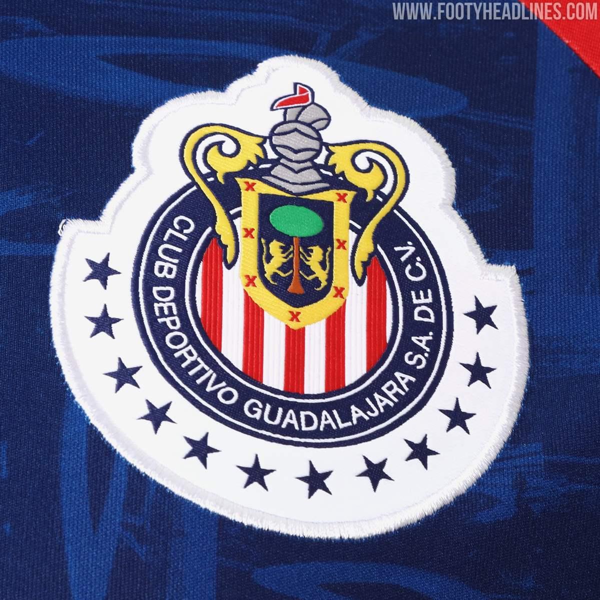 pretty nice d8fce 4577c Chivas 19-20 Home & Away Kits Released - Footy Headlines
