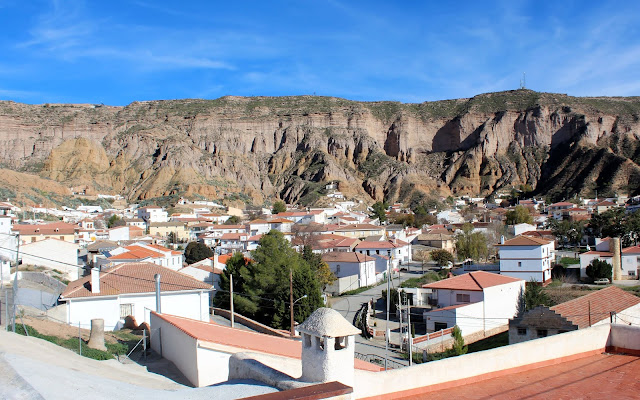Gorafe, Granada