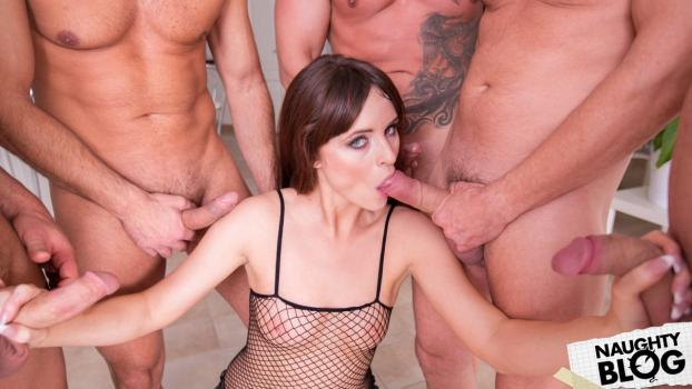 Cum For Cover – Lydia Lust