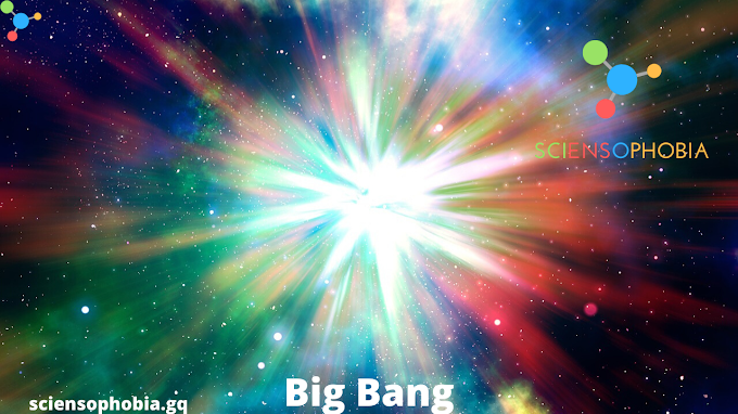 WHAT IS BIG BANG THEORY IN SCIENCE? BRIEFLY EXPLAINED IN ENGLISH
