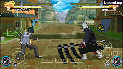 (New) Naruto Storm 5 Mod 30MB PPSSPP Android Offline Free | Naruto Accel 3
