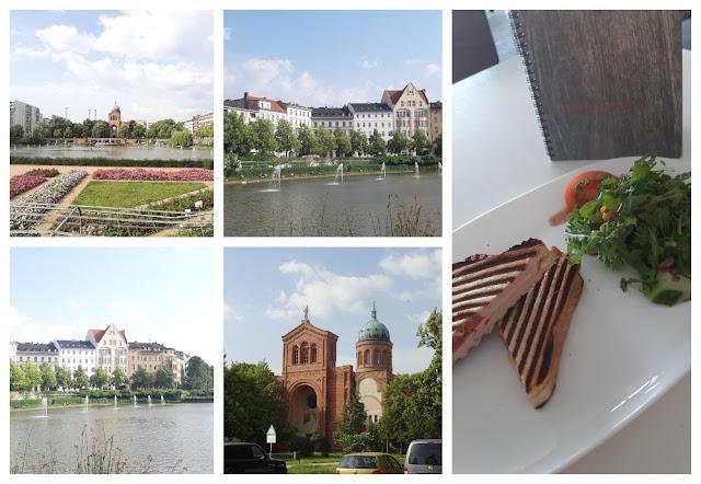 Onde comer e se divertir em Berlim -  Café am Engelbecken
