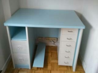 Recikla arte como cambiar el aspecto de una mesa - Mesa para empapelar ...
