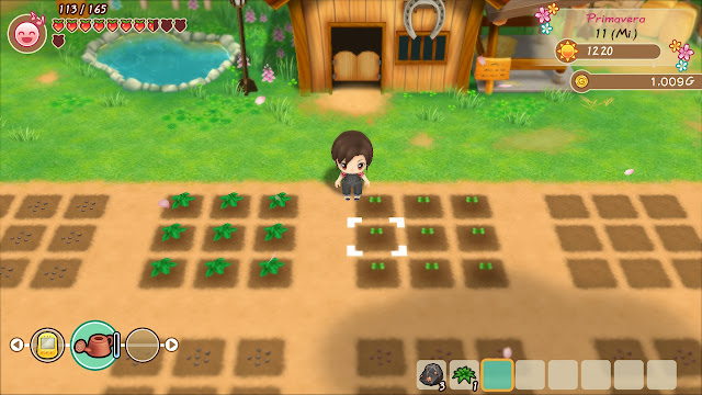 cultivo - Story of Seasons: Friends of Mineral Town