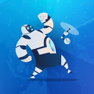 Airdrop Crypto Robotics