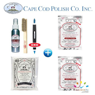 CAPE COD Polishing Ultimate Combo Set F