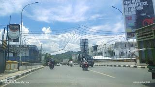 Lampu Hias Tiga Jembatan di Kobi Direncanakan Hanya Menyala 5 Jam Tiap Hari