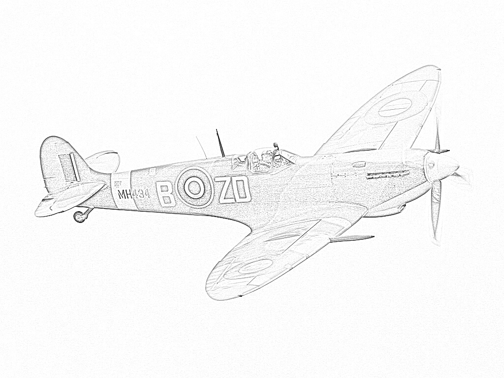 world war ii in pictures fighter coloring pages world war ii