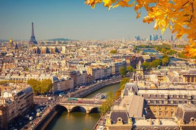 اماكن تزورها في باريس في رحلتك لفرنسا