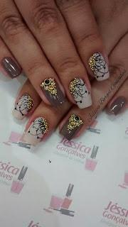 Foto de unhas decoradas para noivas unhas francesinhas