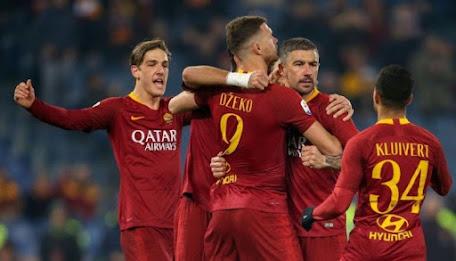 موعد مباراة روما و ساسولو من الدوري الايطالي