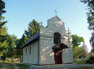 Браилов. Кладбищенская часовня