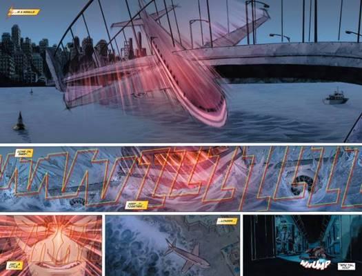 5 Momen Tercepat The Flash DC comics