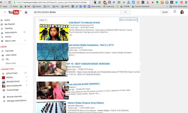 Google Easter Eggs - YouTube Do the Harlem Shake