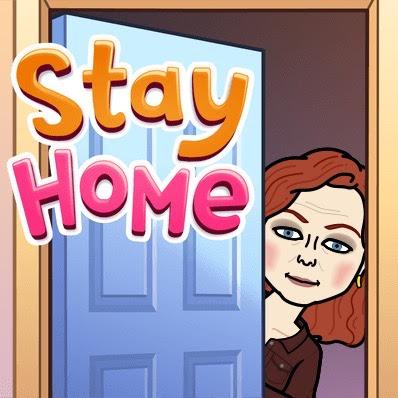 Bitmoji Stay Home
