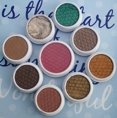 Colourpop Haul Part 2 Eye Shadows & Blush