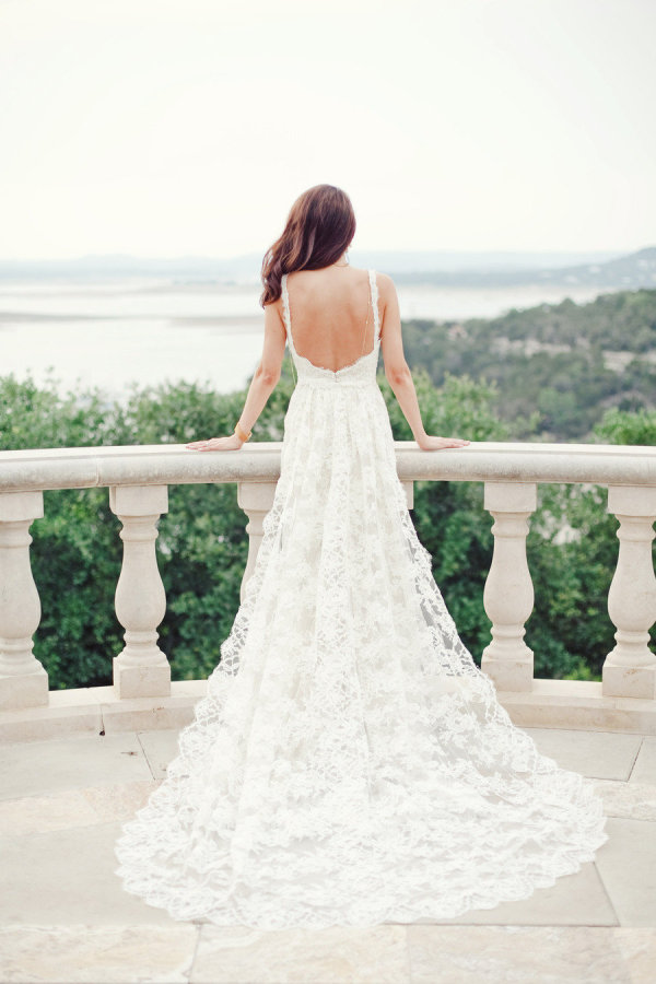 Wedding Dress Monique Lhuillier