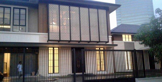 Megahnya Rumah SBY Dari negara Sampai dibuatkan Lift