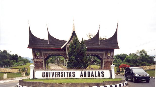 Info Pendaftaran Mahasiswa Baru di (UNAND) Universitas Andalas 2018-2019