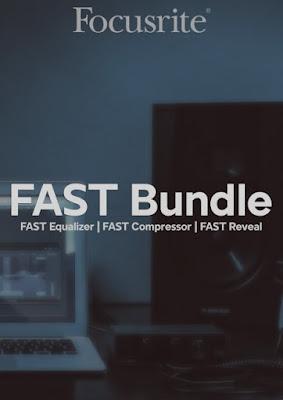 Cover Box do plug-in Focusrite - FAST Bundle 1.0.3