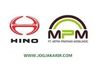 Lowongan Kerja Dealer Hino Jogja di PT Mitra Pratama Mobilindo