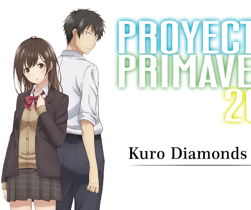 Proyectos Primavera 2021 + Estado de series   Kuro Diamonds Subs