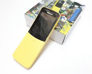 Spesifikasi Hape Unik Nokia Pisang Versi China