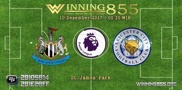 Prediksi Akurat Newcastle vs Leicester 10 Desember 2017
