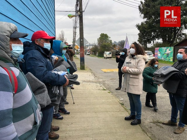 Ruta Social Calle en Puerto Montt