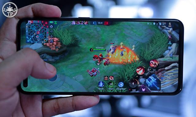 realme X50 Pro 5G Mobile Legends Bang Bang