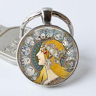 art deco adalah merek perhiasan pada zaman dahulu