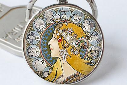 Anda Dapat Menemukan Perhiasan Art Deco yang Menakjubkan