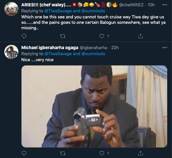 Tiwa Savage Breaks Internet With Raunchy Photos; Ini Edo