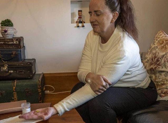 Mujer sufrió de dolores de cabeza durante más de 30 años y gracias al covid-19 descubrió la causa