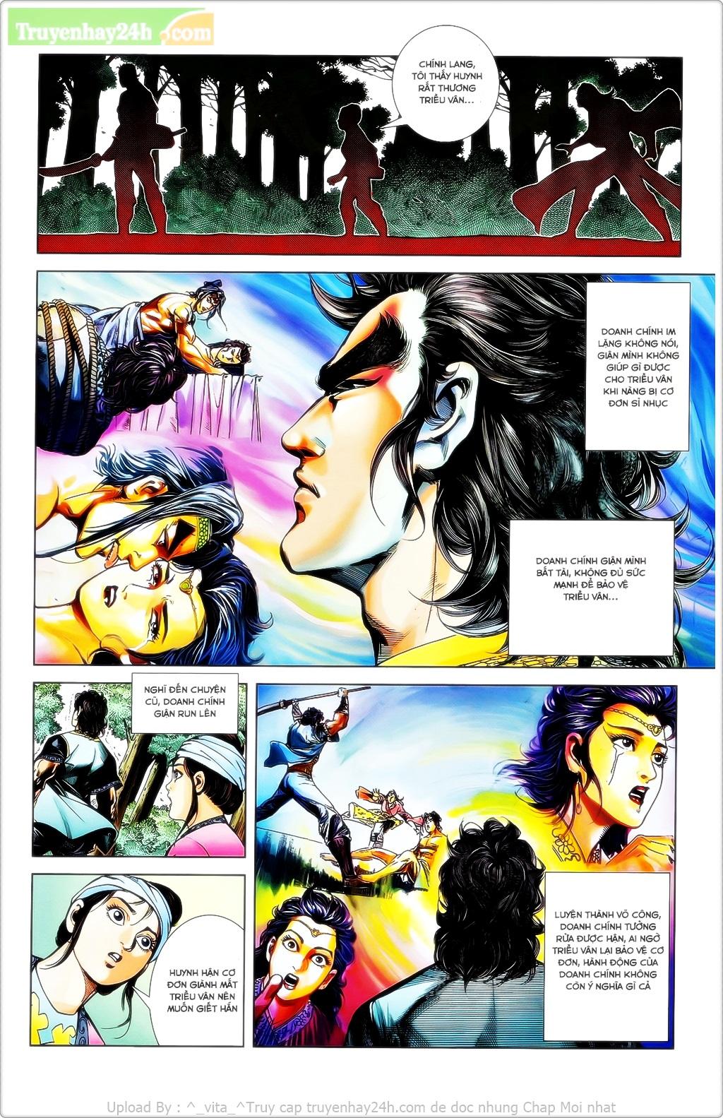 Tần Vương Doanh Chính chapter 23 trang 5