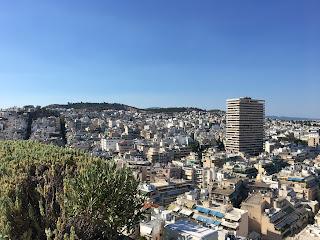 Ateny- miasto