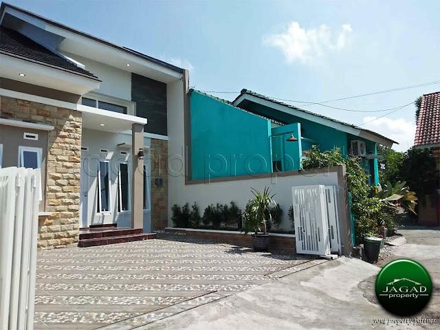 Rumah Mewah Modern di Purwomartani