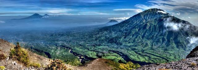 Bagi Para Pendaki, Yuk Kenalan dengan 5 Gunung Indah di Jawa Tengah