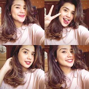 Azella Alhamid Selfie