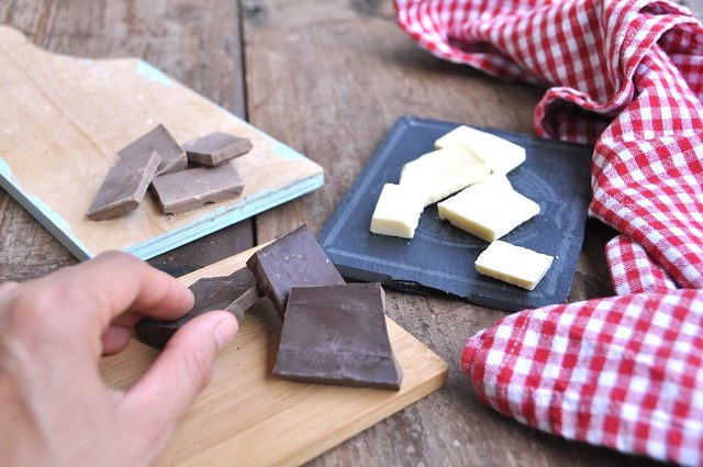 How to melt chocolate in the Thermomix