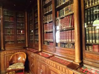 Biblioteca. Museo Cerralbo