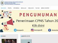 Informasi Alur Pendaftaran CPNS 2017