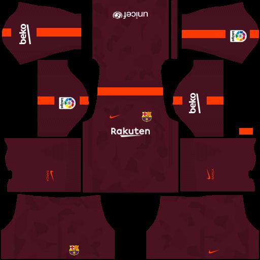 kits uniformes para fts