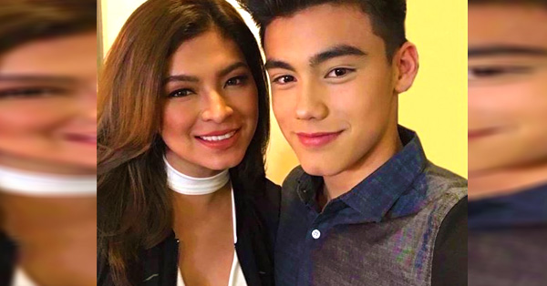 Angel Locsin Was Featured In This Teen Celebrity's Music Video!