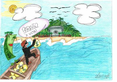 Crear una empresa offshore en un paraíso fiscal